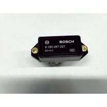 Regulador Voltagem Bosch 027 Monza/santana/escort/mille