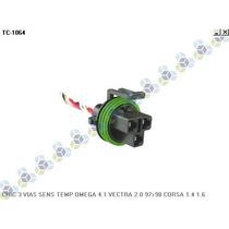 Chicote 3 Vias Sensor Temperatura Omega 4.1 Vectra 2.0 97/98