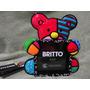 Romero Britto Porta Retrato Urso Hope Para 01 Namorado/a