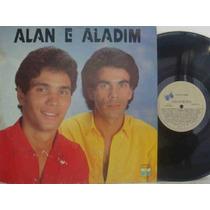 Alan E Aladim Lp Nacional Usado Alan E Aladim 1987