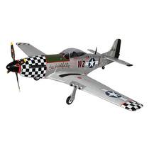Maxximus Hobby - Aeromodelo P51 Big Beautiful Doll