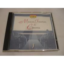Cd - Musicas Imortais Do Cinema - Maravilhosos Vol.1