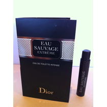 Amostra Dior Eau Sauvage Extreme Eau De Toilette 1 Ml Spray