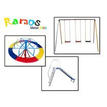 Conjunto Folia - Playground - Parquinho - Brinquedo
