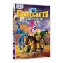 Gormiti - O Guardião Terra Dvd + Brinde Boneco + Card