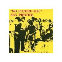 Sex Pistols - No Future U.k- Lacrado - Frete Gratis