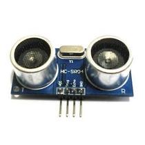 Sensor Distância Ultrassom Pic Atmega Arduino Robô