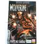 Hq Gibi Xmen Marvel Nº72 Nov 2010 Wolverine Sombrio Câmeras