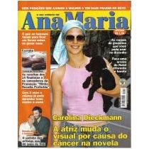 Ana Maria 217 * 04/12/00 * Carolina Dieckmann