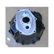 Flange Willys Capa Seca X Caixa Do Chevette