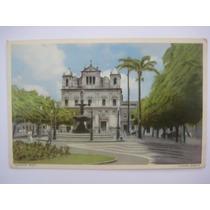 Foto Cartão Postal Antigo - Igreja Salvador Bahia