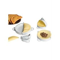 Forma Modeladora Pastel Fogazza Risoli 3 Peças Pag 1 Leve 2