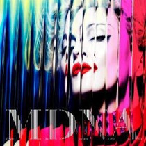 Cd Madonna Mdna Duplo Lançamento 2012 Portal Music Lacrado