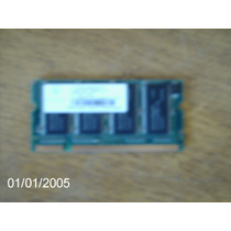 Memoria Ddr1 333mhz Pc2700 256mb