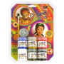 Tinta Facial Make Color Kids-6 Cores + Glitter + Pincel