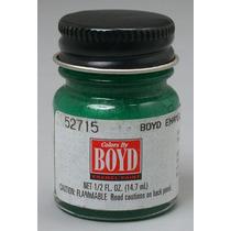 Testors-tintas Linha Boyd Embalagem 15 Ml - Unitario
