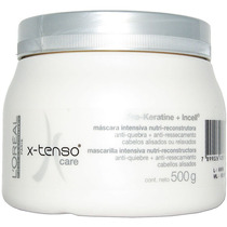 Loreal X-tenso Mascara Nutri Reconstrutora Profissional 500g