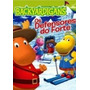 Dvd Backyardigans Defensores Do Forte - Imperdível
