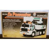 1987 Frota Os Possantes Guincho- Novo Na Caixa - Estrela!