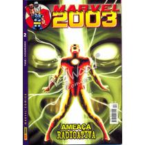 Marvel 2003 #2 - Panini - Nc - Redwood