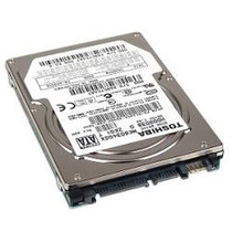 Hd Toshiba Mk8034gsx 80gb 5400 Rpm 8mb Cache 2.5 Sata 1.5gb