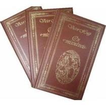 Os Miseráveis 3 Volumes Victor Hugo Ed: Circulo Do Livro