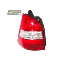 Lanterna Traseira Esquerda Nissan Livina 2009 Á 2014 1º Depo