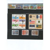 Brasil - 41 Series Completas Com 113 Selos Novos- Mint