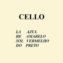 Encordoamento Cordas Mauro Calixto Cello Violoncelo S Loja