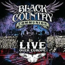 Cd Black Country Comunion - Live Europe ( Duplo Frete Gratis
