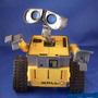 Wall-e Robô Interativo Conversa Olhos Acendem Veja O Video