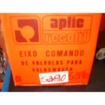 Comando Valulas Motor Vw Ar Fusca Brasilia Kombi Todos Std