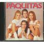 Cd Paquitas - 1998 - Não Se Reprima - Xuxa