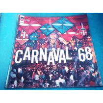 Lp Zerado Carnaval 68 Odeon Clara Nunes Helio Chaves Audi 9
