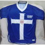 Camisa Do Vasco Da Gama Templária Azul, Tamanho Eeg,