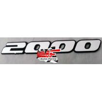 Emblema 2000 - Mmf Auto Parts