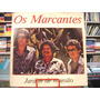 Vinil / Lp - Os Marcantes - Jardim De Mansão