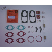 Fusca 1600 Dupla Carburação - Kit De Reparo Dos Carburadores