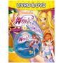 Livro E Dvd Winx Club Histórias E Jogos Das Fadas Todolivro