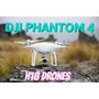 Phantom 4 Dji+2 Bateria Extra