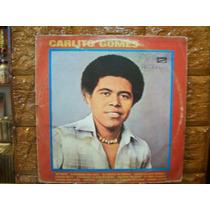 Vinil Lp Carlito Gomes - 1989