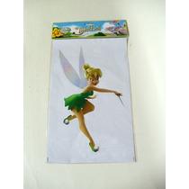 Adesivo De Parede Tinker Bell Disney Fadas 35cm X 20cm