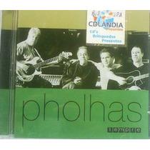 Cd Pholhas - Sempre - Lacrado-original-cdlandia