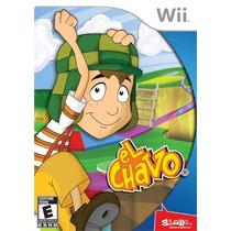 Chaves - Wii Original Novo & Lacrado!