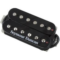 Captador Seymor Duncan Sh6 Distortion Ponte Preto