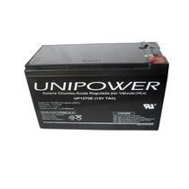 Bateria Para Nobreak 12v 7ah Unipower Up1270e + Nota Fiscal