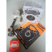 Kit De Aumento De Cilindrada Cg 125 Fan 09 Para 170cc