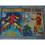Gibi Homem De Ferro - Mini Série - 04 Edições - Frete Gratis