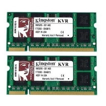 Kit Memória 8 Gb (2x4gb) Ddr3 Pc3-10600 1333mhz Kingston 8gb