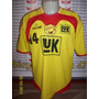 Camisa Do Esporte Clube Manchester/sorocaba/sp